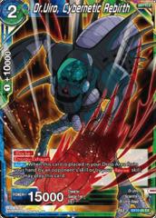 Dr. Uiro, Cybernetic Rebirth - EX10-05 - EX
