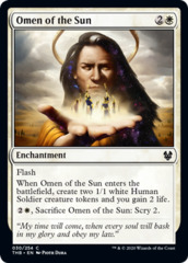 Omen of the Sun - Foil