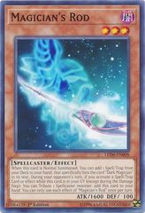 Magician's Rod - LED6-EN008 - Common - 1st Edition