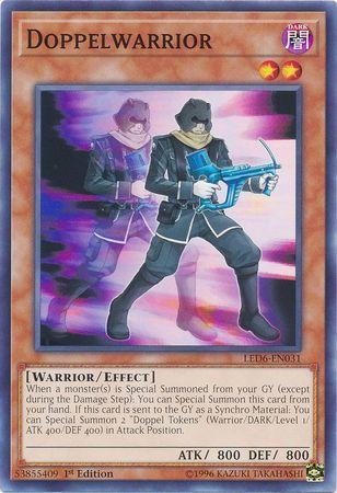 Doppelwarrior - LED6-EN031 - Common - 1st Edition
