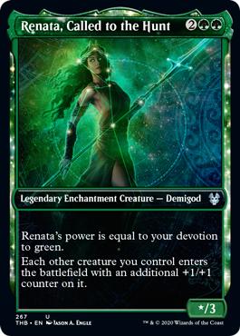 Renata, Called to the Hunt - Showcase