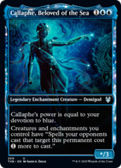 Callaphe, Beloved of the Sea - Foil - Showcase