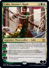 Calix, Destiny's Hand - Foil