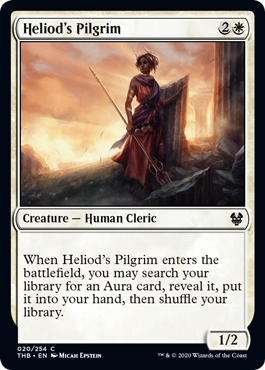 Heliods Pilgrim