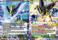 Cell // Cell & Cell Jr., Endless Supremity - XD3-01 - ST