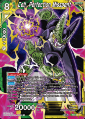 Cell, Perfection Misspent - XD3-09 - ST