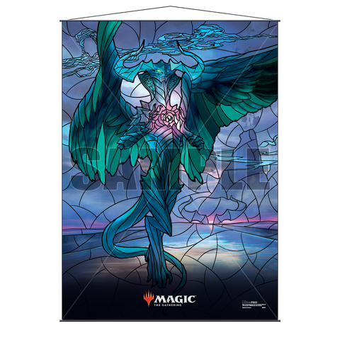 Ultra Pro Wall Scroll War of the Spark Stained Glass Ugin