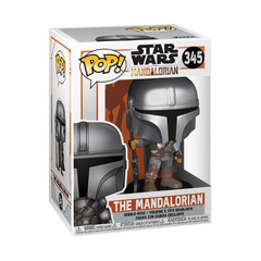 Star Wars Series - #345 - The Mandalorian (The Mandalorian)