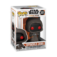 Star Wars Series - #351 - Offworld Jawa (The Mandalorian)