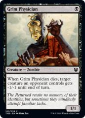 Grim Physician - Foil