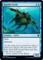 Riptide Turtle - Foil