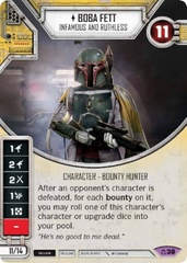Boba Fett - Infamous And Ruthless