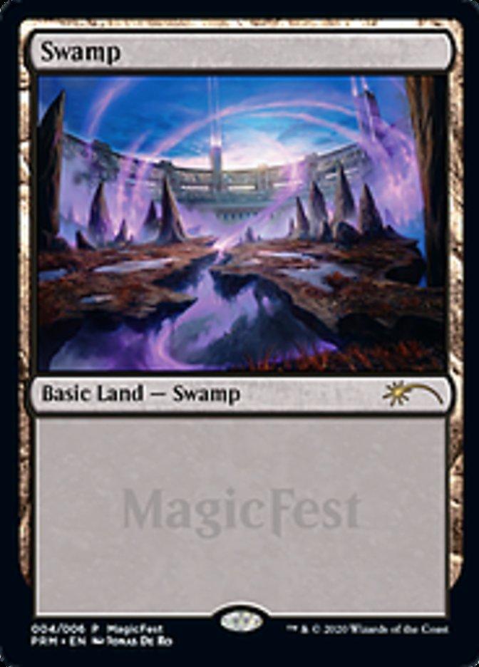 Swamp - MagicFest 2020