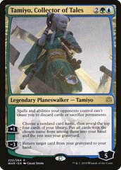 Tamiyo, Collector of Tales - Foil - Promo Pack