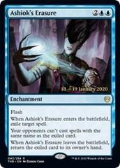 Ashiok's Erasure - Foil (Prerelease)