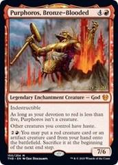 Purphoros, Bronze-Blooded (TBH Prerelease)