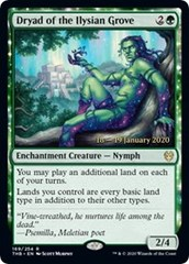 Dryad of the Ilysian Grove - Foil - Prerelease Promo