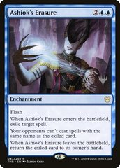 Ashiok's Erasure - Foil - Promo Pack