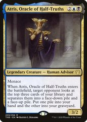 Atris, Oracle of Half-Truths - Promo Pack