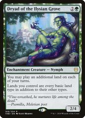 Dryad of the Ilysian Grove - Promo Pack *3
