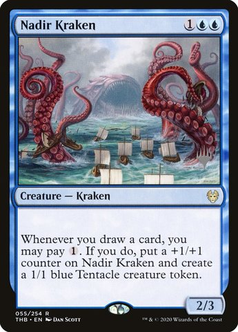 Nadir Kraken - Promo Pack