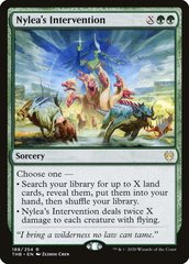Nylea's Intervention - Promo Pack