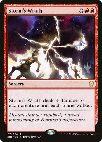 Storms Wrath - Promo Pack