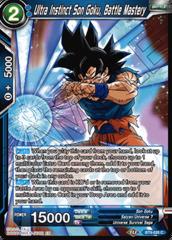 Ultra Instinct Son Goku, Battle Mastery - BT9-026 - C
