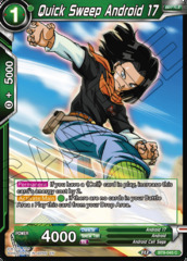 Quick Sweep Android 17 - BT9-045 - C - Foil