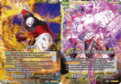 Jiren // Full-Power Jiren, the Unstoppable - BT9-053 - C - Foil