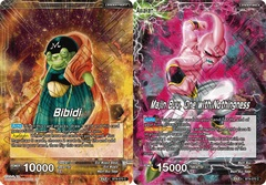 Bibidi // Majin Buu, One with Nothingness - BT9-070 - C