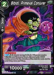 Bibidi, Primeval Conjurer - BT9-076 - C - Foil