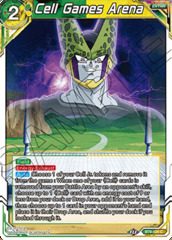 Cell Games Arena - BT9-124 - C
