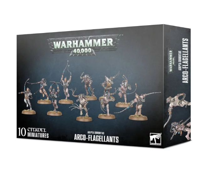 Adepta Sororitas Arco-Flagellants