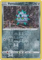 Ferroseed - 130/202 - Common - Reverse Holo
