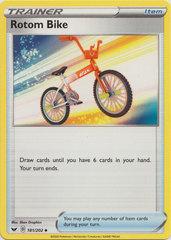 Rotom Bike - 181/202 - Uncommon