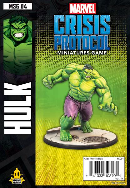 Marvel: Crisis Protocol - Hulk