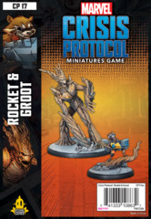 Marvel: Crisis Protocol - Rocket & Groot