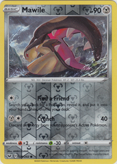 Mawile - 129/202 - Common - Reverse Holo