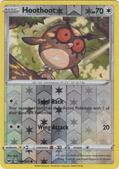Hoothoot - 143/202 - Common - Reverse Holo
