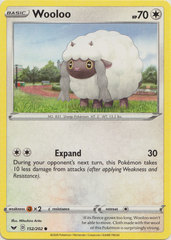 Wooloo - 152/202 - Common