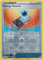 Energy Search - 161/202 - Uncommon - Reverse Holo