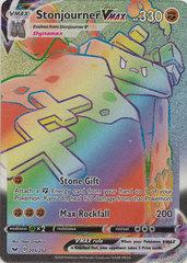 Stonjourner VMAX - 205/202 - Secret Rare