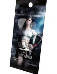 Final Fantasy TCG Opus XI: Soldier's Return Booster Pack