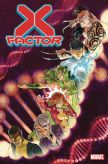 X-Factor #1 (STL151452)