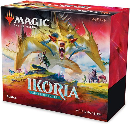 Ikoria: Lair of Behemoths Bundle