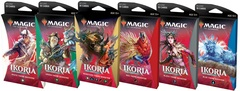 Ikoria: Lair of Behemoths Theme Booster (Set of 6)