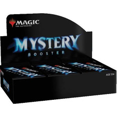 Magic the Gathering Mystery Booster Box - Retail Exclusive Edition