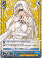 Passionate Yearning, Sword Maiden - GBS/S63-E063 - RR