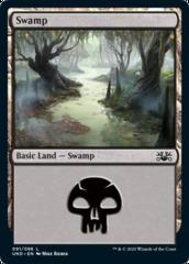 Basic Swamp (091)